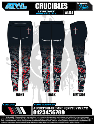 Crucibles Women's Leggings