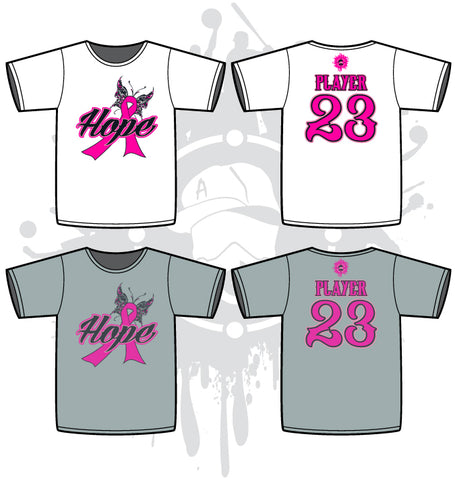 HOPE Cancer Awareness Sub Dye Mens Jersey