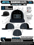 Diamond Elite Black Edition Hat