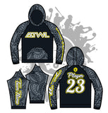 Aloha Customizable Team Unisex Full Dye  Hoody