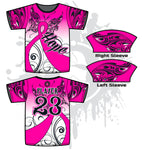 HOPE Breast Cancer Awareness Men's full dye jersey