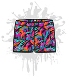 Wild Women's Compression Shorts