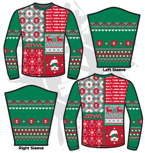 2018 Holiday Ugly Sweaters