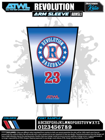Revolution Arm Sleeve