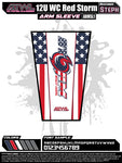 WC Red Storm Arm Sleeve