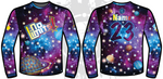 No Limits Autism Awareness Mens Full Dye jersey Long Sleeve