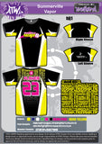SUMMERVILLE VAPOR FULL-DYE JERSEYS