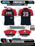 Crucibles Game Day Jersey
