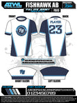 Fishhawk Advanced Baseball Men's Jersey