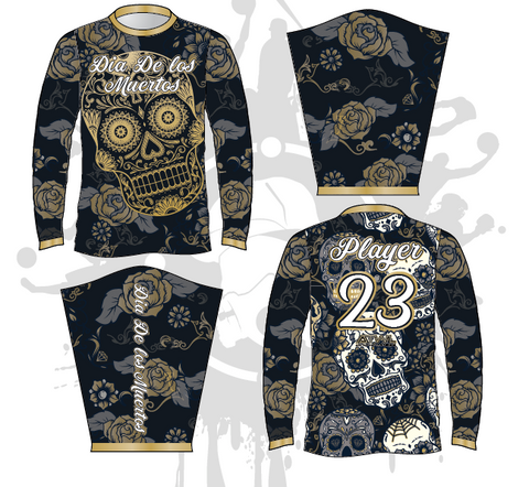 Calavera Long Sleeve Jersey