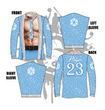 Stud Claus Long Sleeve Jersey