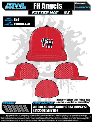 Fishhawk Spring League 2020 Baseball Hat