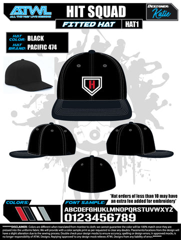 Hit Squad Baseball Hat