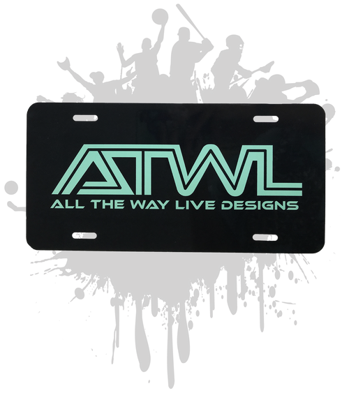 ATWL License Plates