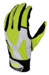 MIKEN FREAK BATTING GLOVES: MFRKBG OPTIC YELLOW