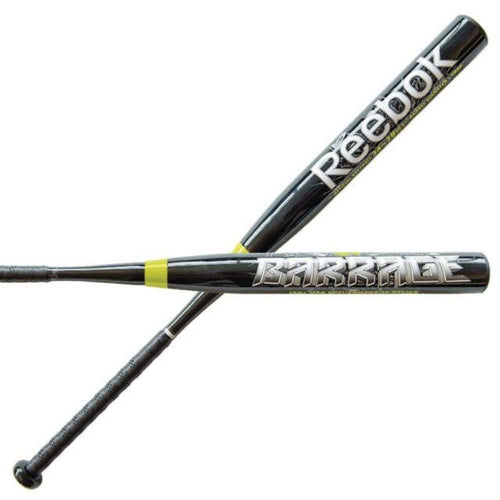 "2013 REEBOK BARRAGE USSSA Slowpitch Softball Bat 34""."