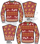 REINDEER GAMES UGLY SWEATER