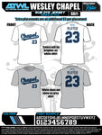 Wesley Chapel Advanced Baseball 2020  Men's Sub Dyes