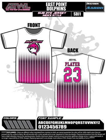 East Point Men's/Youth Jersey