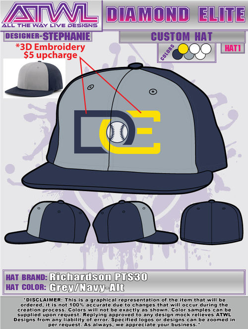 Diamond Elite Hats