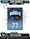 Lady Bandits 10U Accessories