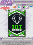 1st Round Diamonds Towel