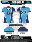 Fishhawk Advanced Baseball Women's Jersey