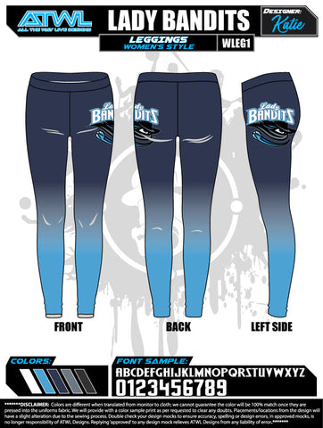 Lady Bandits Women's Leggings