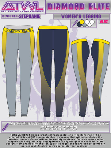 Diamond Elite Legging