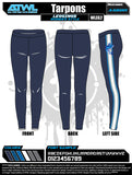 Tarpon's Women's Leggings