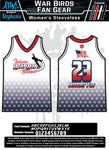 WAR BIRDS WOMENS SLEEVELESS JERSEY