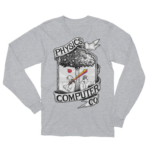 Physics Computer Co. Long Sleeve 🍎
