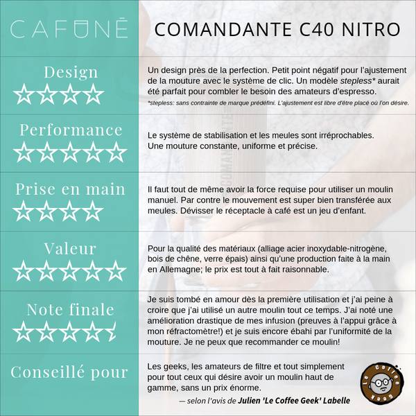 evaluation-comandante-c40-nitro-cafune-le-coffee-geek