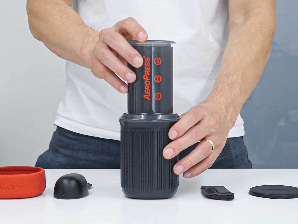 Aerobie | AeroPress Go Travel Coffee Press