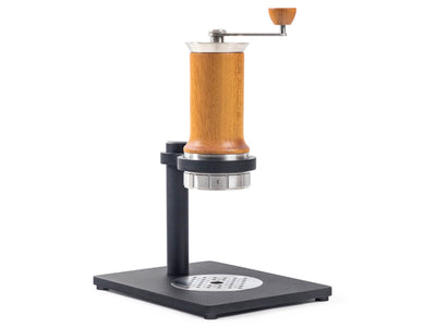 Aram | Espresso Maker w. Steel Support - Tatajuba