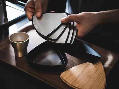 Kruve | Coffee Sifter - Black - CAFUNE - Accessories - Canada