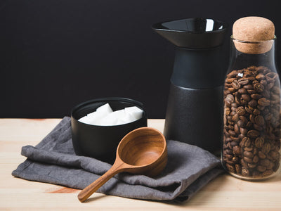 Kinto | Slow Coffee Style Scoop - CAFUNE - Serveware - Canada