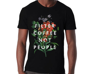Dept. of Brewology | Unisex Shirt - Filter Coffee Not People