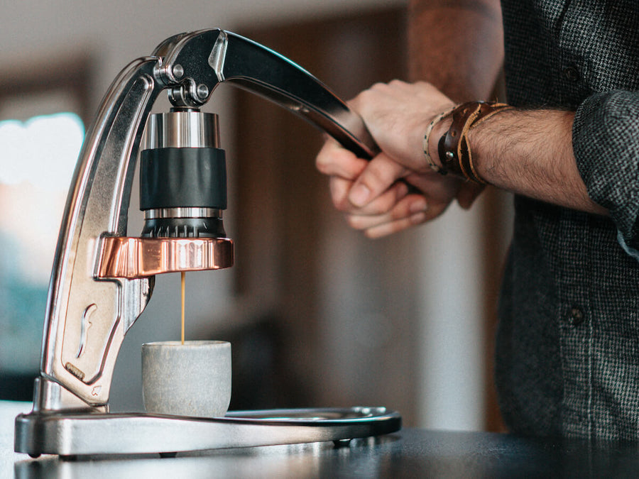 Flair | Espresso Maker - Signature Chrome