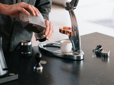 Flair | Espresso Maker - PRO 2 Chrome