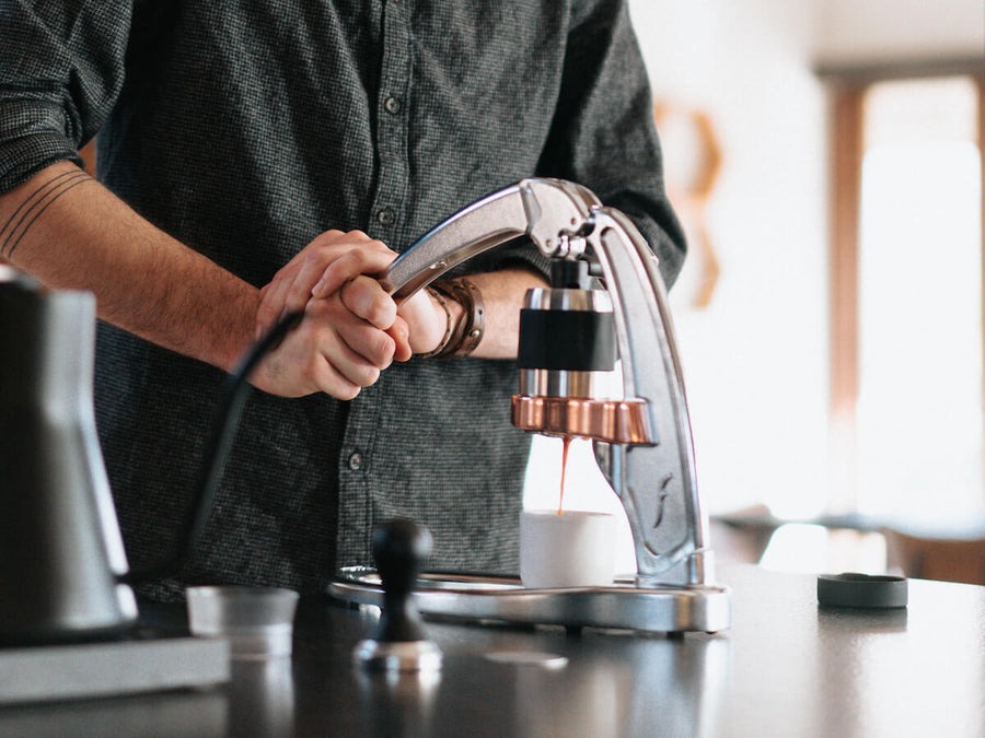Flair | Espresso Maker - Signature PRO 2 Chrome