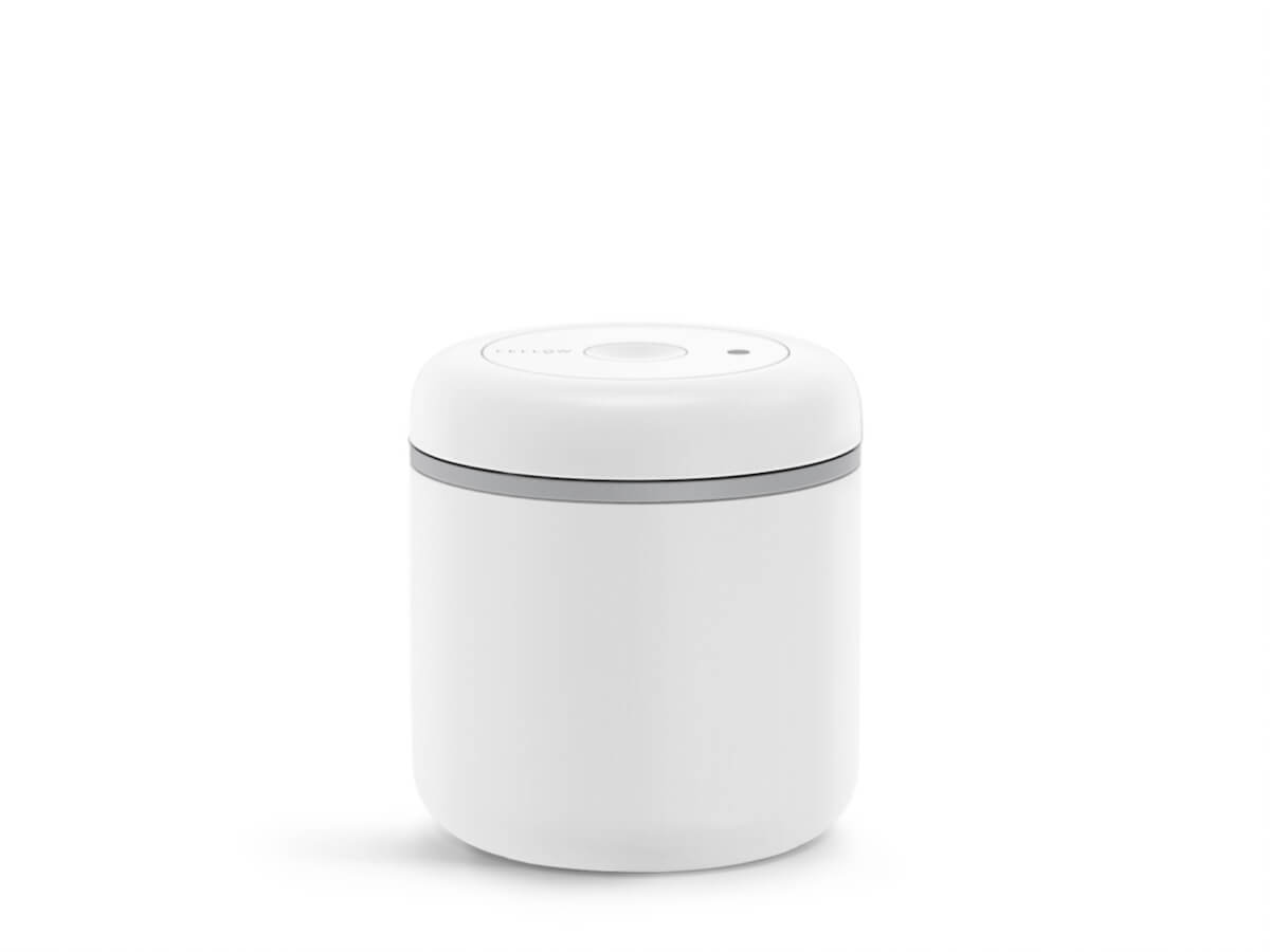 Fellow | Atmos Vacuum Canister - Matte White