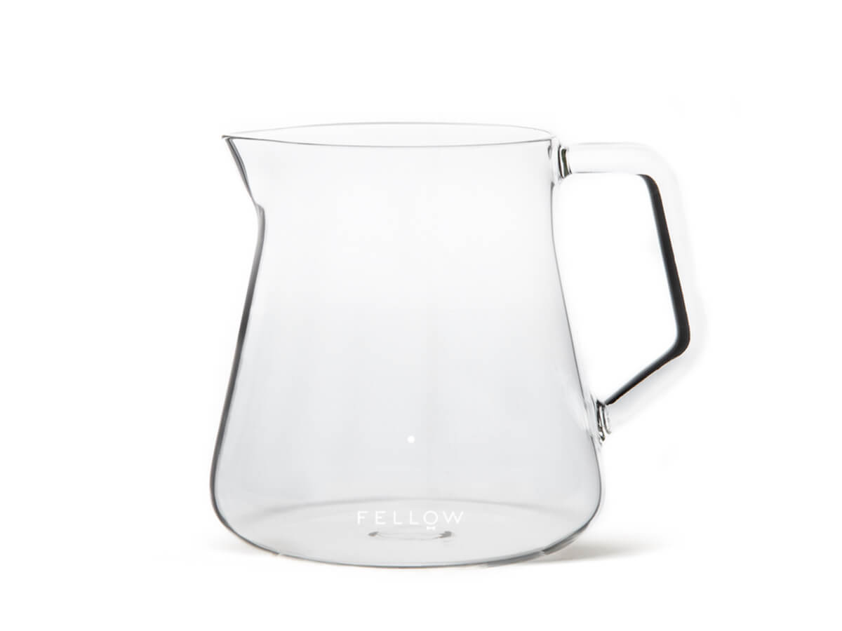 Fellow | Mighty Small Glass Carafe - Clear Glass