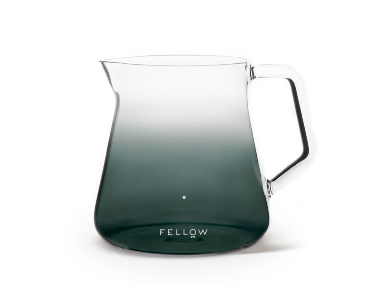 Fellow | Mighty Small Glass Carafe - Smoke Grey