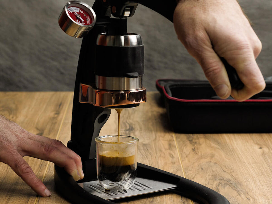 Flair | Espresso Maker - Signature PRO Black