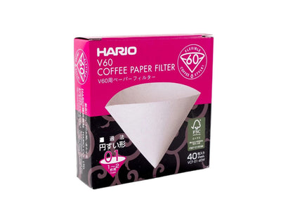 Hario | V60-01 Paper Filters