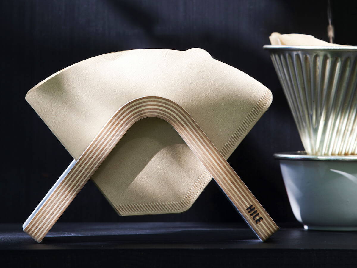Hile | Sola Coffee Filter Holder - CAFUNE - Serveware - Canada