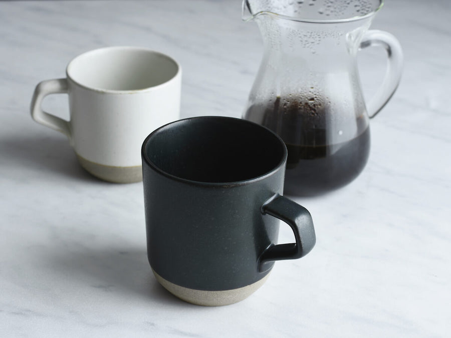 Kinto | Ceramic Lab CLK-151 Mug - Black
