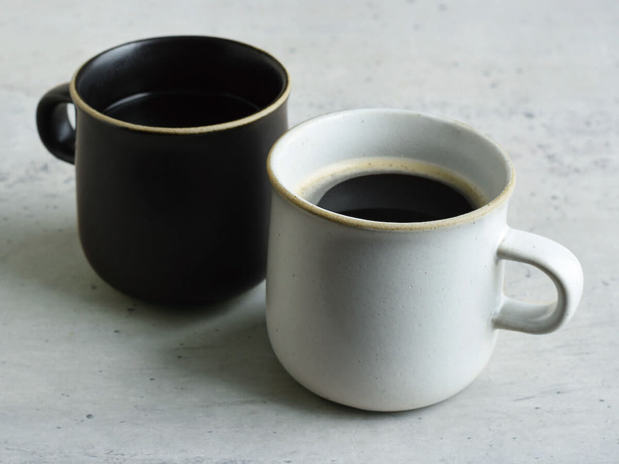 Kinto | Ceramic Lab CLK-152 Mug - Black