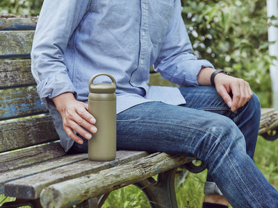 Kinto | Day Off Tumbler - Khaki